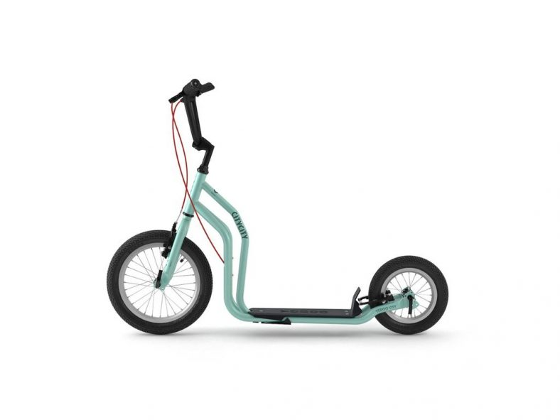 Urban kick scooter Yedoo City from OP Scooters