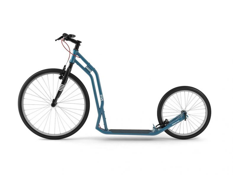 Yedoo Five budget hybrid adult scooter