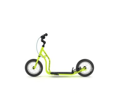 Yedoo Mau kids scooter with brakes and pneumatic tyres