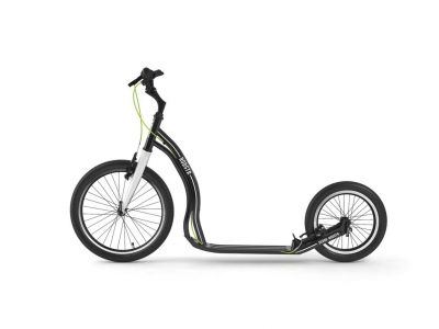 Yedoo Rodstr urban kick scooter with big wheels and v brakes