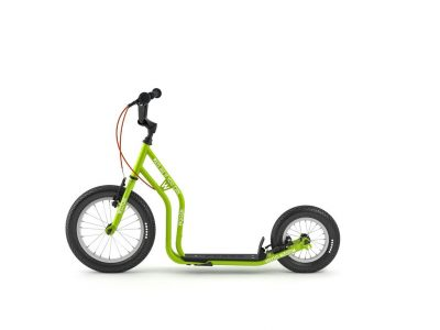 Yedoo Wzoom kids scooter with two big wheels and v brakes