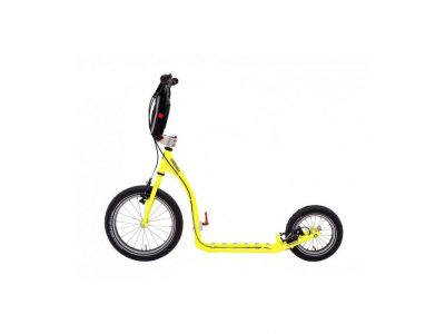 Adult Folding Footb ike Kostka rebel Max with brakes and pneumatic tyres